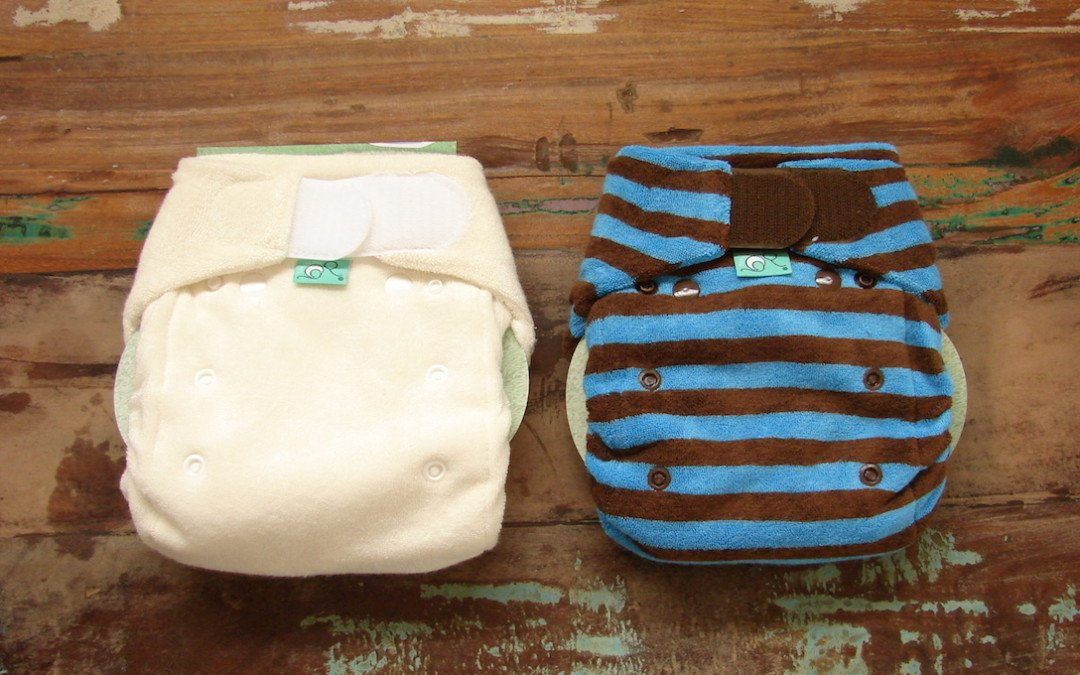 TotsBots Bamboozle Stretch Fitted Cloth Diaper Review