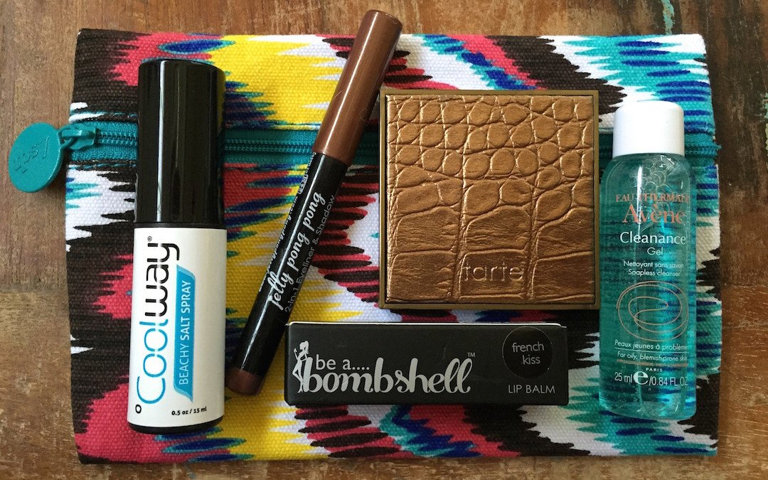 Ipsy Review: July 2015