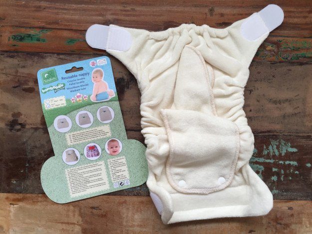 Tots Bots Bamboozle Fitted Diaper Unboxing