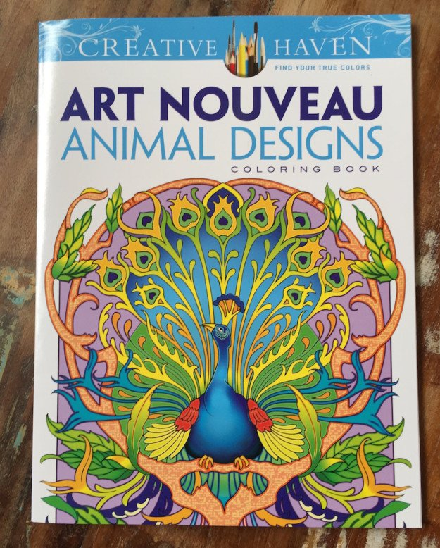 Art-Noveauu-Coloring-Book-Adults