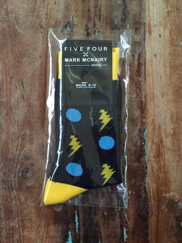 Five-Four-socks