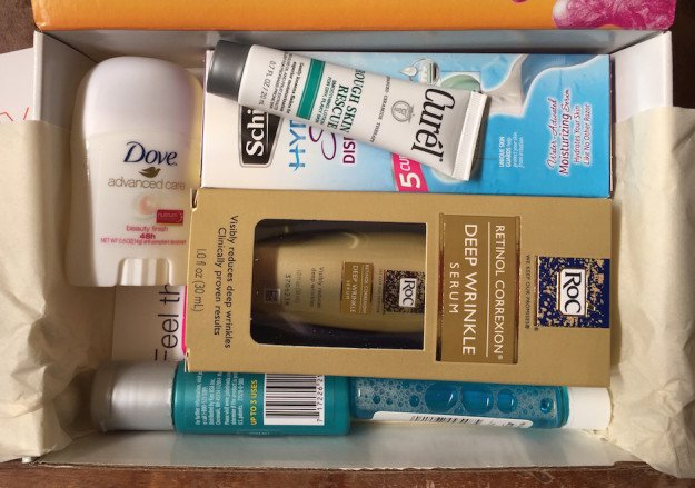 Walmart-Beauty-Box-Unboxing-September