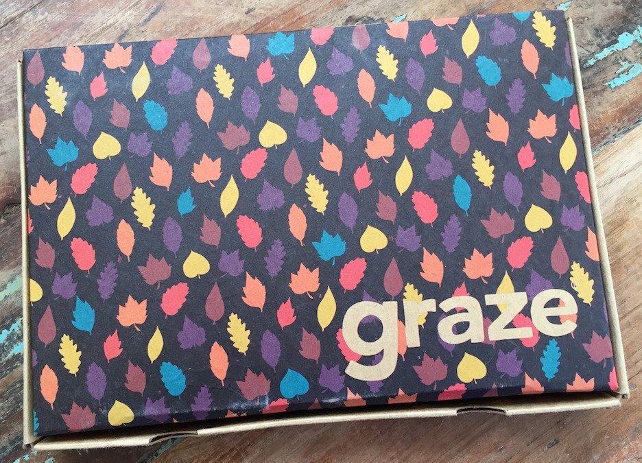 Graze Review: October 2015