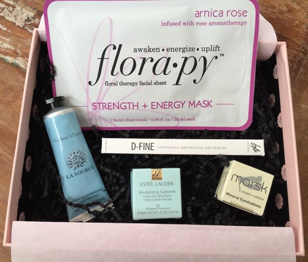 Glossybox Nov Unboxing 2
