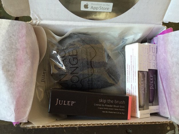 Julep Review Nov Unboxing