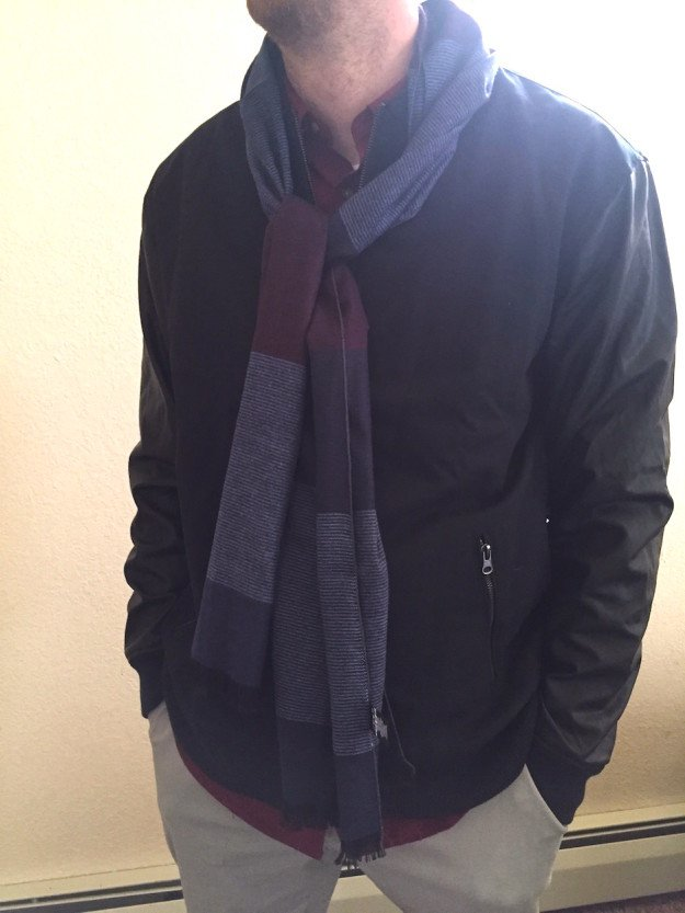 Five Four Sterling Scarf