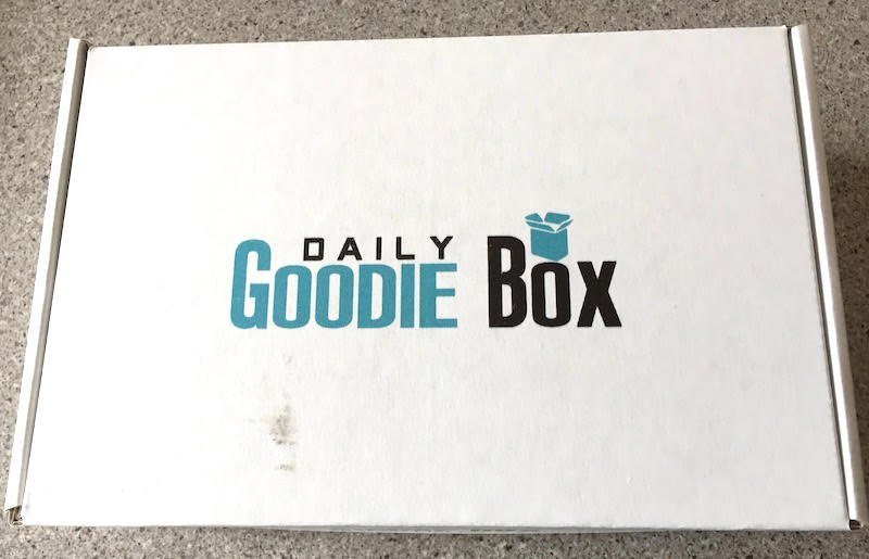 Daily Goodie Box Review – December 2016