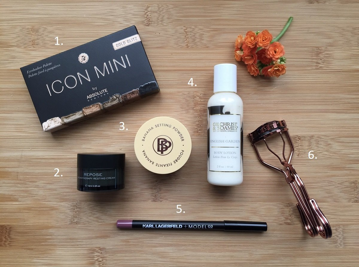 glossybox unboxing june