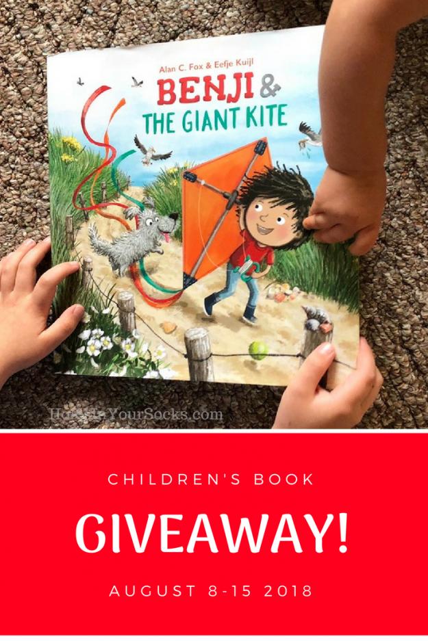 children's book giveaway august 8 through 15 2018