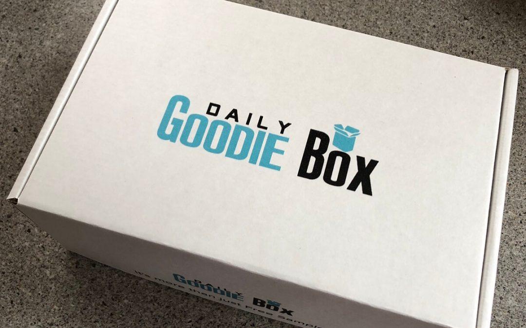 Daily Goodie Box Review: November 2018