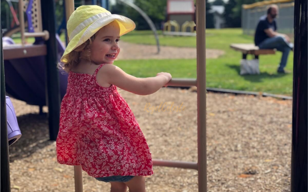 10 Clever Ways to Play with Your Toddler Outside
