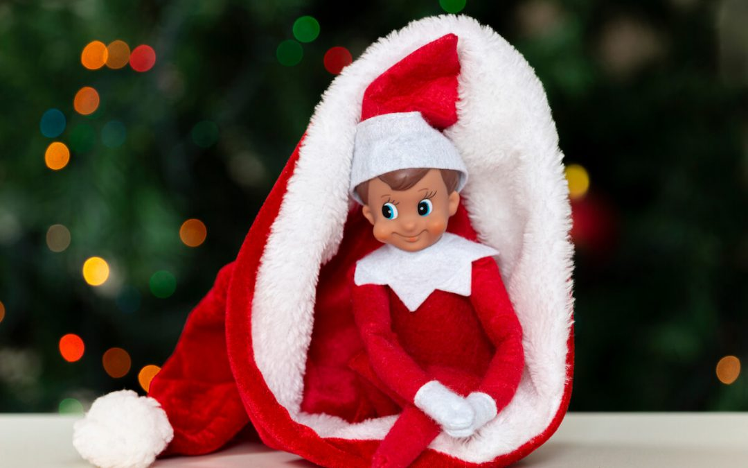 Elf on the Shelf Doesn't Have to Be Hard