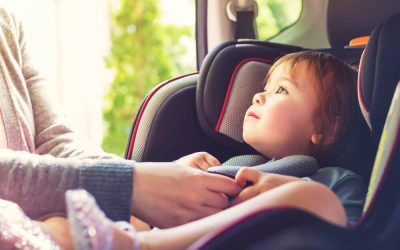 5 Safety Tips for Buying & Using Car Seats